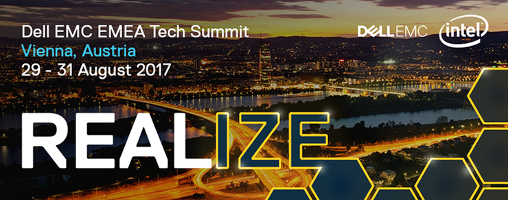 Dell EMC EMEA – Tech Summit 2017