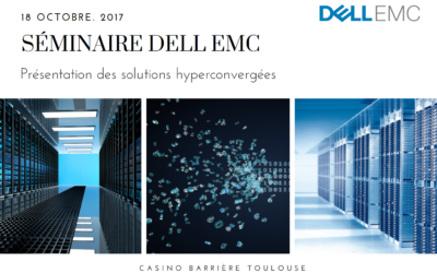 Séminaire Dell EMC