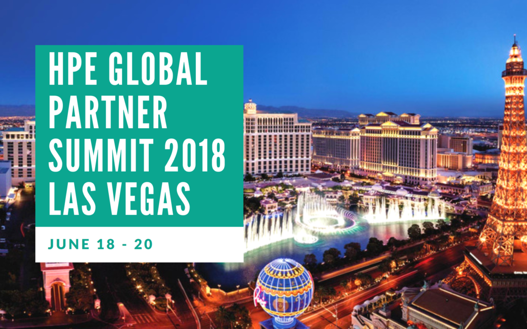 HPE – Global Partner Summit 2018