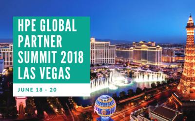 HPE – Global Partner Summit 2018