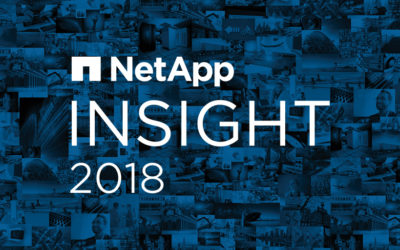 NetApp Insight 2018
